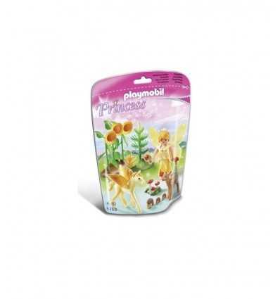 Principessa della Foresta con Cavallo Alato 5353 Playmobil-Futurartshop.com