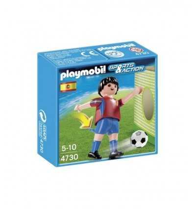 Spanien Fußball 4730 Playmobil- Futurartshop.com