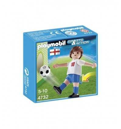 England Footballer 4732 Playmobil- Futurartshop.com