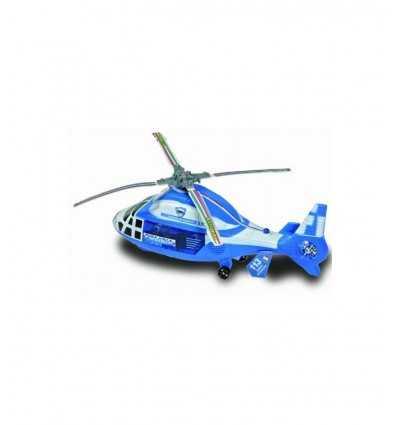 警察のヘリコプター 0380 Re.El Toys- Futurartshop.com