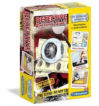Детективы и секретных сообщений 13847 Clementoni- Futurartshop.com