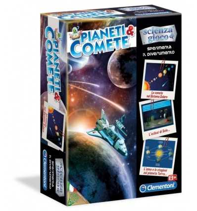 Planètes et comètes 13849 Clementoni- Futurartshop.com