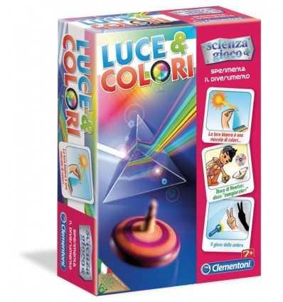 Światła i kolorów 13848 Clementoni- Futurartshop.com