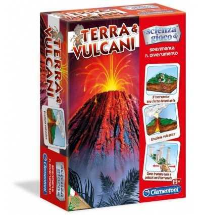 Terre et volcans 13846 Clementoni- Futurartshop.com