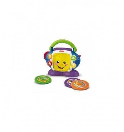 Fisher Price Il lettore CD P2674 P2674 Mattel-Futurartshop.com