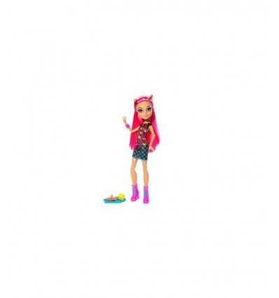 Monster High Sbrano Howleen lobo Hall BJM20 Mattel- Futurartshop.com