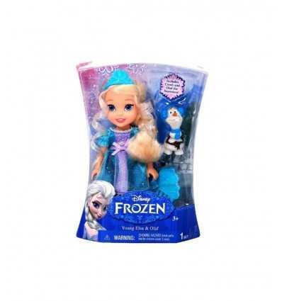 Дисней замороженные молодая кукла Эльза и Олаф GPZ18483/ELSA Giochi Preziosi- Futurartshop.com