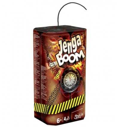 Hasbro Jenga Boom A2028E241 Hasbro- Futurartshop.com