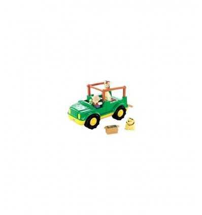 Il camion Safari W1711 Mattel- Futurartshop.com