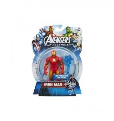 Hasbro Мстители все звезды Железный человек A4432E270 Hasbro- Futurartshop.com