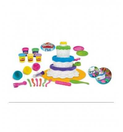 Play Doh Kuchen Berg A7401EU40 Hasbro- Futurartshop.com