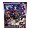 Mattel Monter High Meowlody Purrsephone Zombie BJR16 Mattel- Futurartshop.com