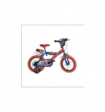 Bicicleta 16 '' Spiderman 3314 - Futurartshop.com