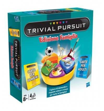 Hasbro Trivial Pursuit Family Edition 730134560 Hasbro- Futurartshop.com
