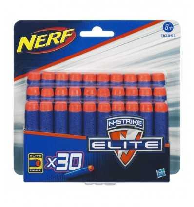 Hasbro Nerf N-Strike 30 Darts Refill A03511480 Hasbro- Futurartshop.com