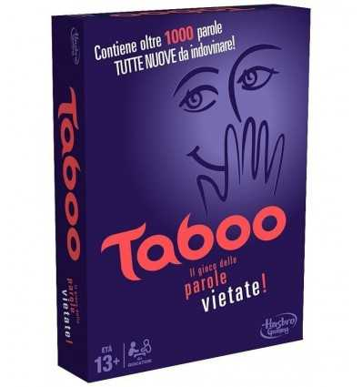 Hasbro Tabu A46261030 Hasbro- Futurartshop.com