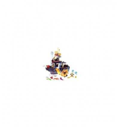 Nave pronto Intervento Oceano N0763 Mattel- Futurartshop.com