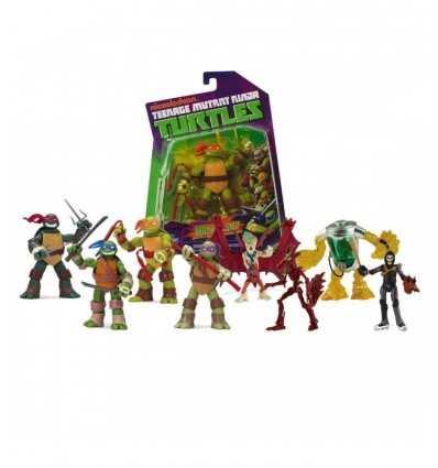 Teenage Mutant Ninja Turtles personnages GPZ95001 Giochi Preziosi- Futurartshop.com