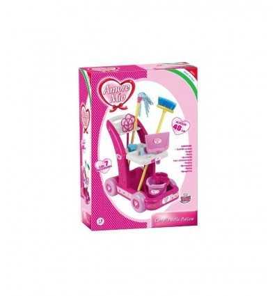 Love my Cleaning Trolley GG71053 Grandi giochi- Futurartshop.com