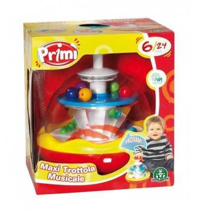 Giochi preziosi Maxi musikaliska spinning tops CCP22047 Giochi Preziosi- Futurartshop.com