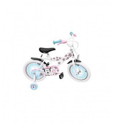 La mesure 16 vélo mash Minnie C863926SE Stamp- Futurartshop.com