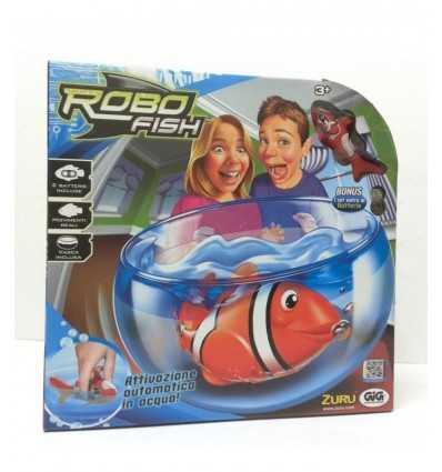 Robo Fish Pan to the Aquarium NCR01934 Giochi Preziosi- Futurartshop.com