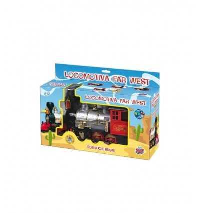 Stora lokomotiv med ljus och ljud GG51501 Grandi giochi- Futurartshop.com