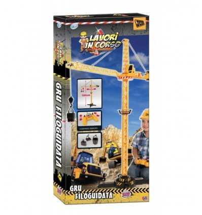 Grúas guiadas por cable en escala 1: 64 JBC GG00900 Grandi giochi- Futurartshop.com