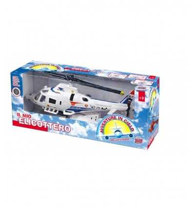 Helikopter z światła i dźwięki GG504111 Grandi giochi- Futurartshop.com