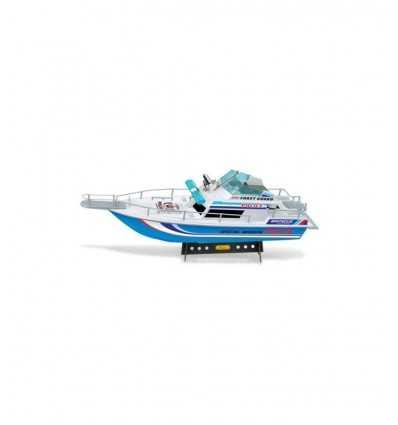 Polisen båt batterier 928637 Grandi giochi- Futurartshop.com