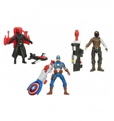 キャプテン ・ アメリカと彼の敵 A6813E271 Hasbro- Futurartshop.com