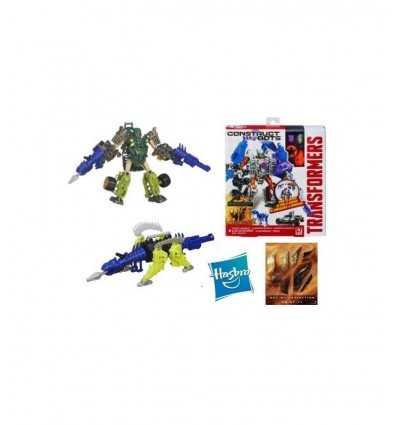 Trasformers 4 guerriers Lockdown & envies Dino A6167E240 Hasbro- Futurartshop.com