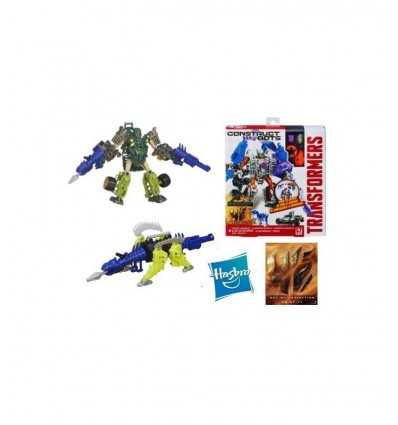 Trasformers 4 Warriors Lockdown & Hangnail Dino A6167E240 Hasbro- Futurartshop.com