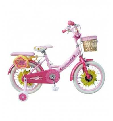 Bicicletta Il mondo di Patty colore rosa 0714 Schiano-Futurartshop.com