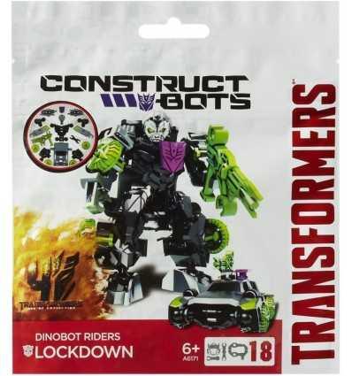 Transformateurs Dinobots 4 coureurs-Lockdown A6171E240 Hasbro- Futurartshop.com