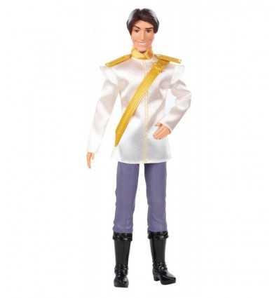 Disney Prinz Flynn BDJ07 Mattel- Futurartshop.com