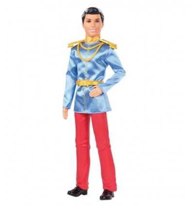Disney drömprins BDJ09 Mattel- Futurartshop.com