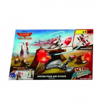 Flugzeuge-Feuer-Angriff von oben BFM28 Mattel- Futurartshop.com