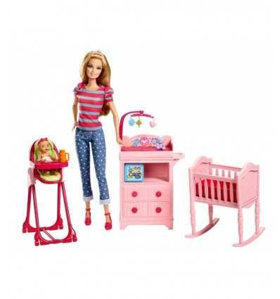 バービーのベビーシッターをすることができます BLL72 BLL72 Mattel- Futurartshop.com