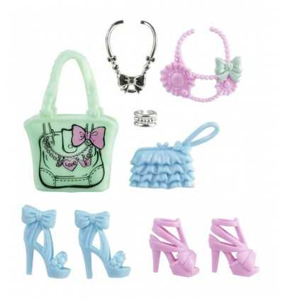 Accessoires et chaussures de Barbie Fashionistas Glam N4811 Mattel- Futurartshop.com