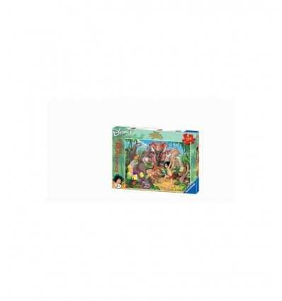 Ravensburger puzzle 200 pièces xxl Daf jungle Party 12729 Ravensburger- Futurartshop.com
