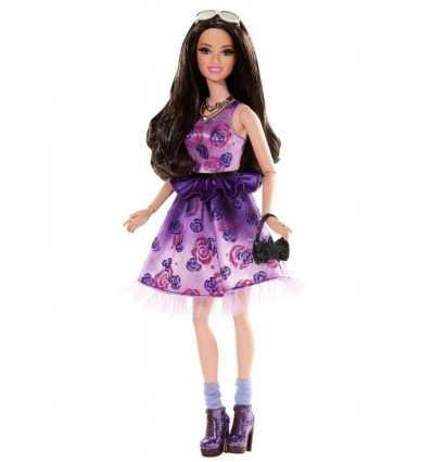 Barbie esperta di stile - Raquelle CCM08 Mattel-Futurartshop.com