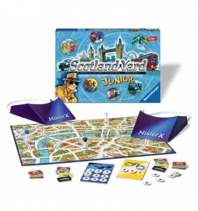 Scotland Yard Junior juego 22289 Ravensburger- Futurartshop.com