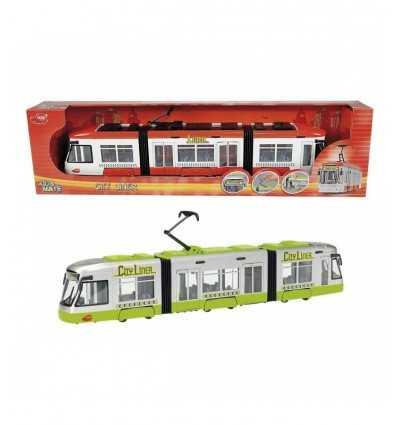 City Tram friction Liner cm 46 203315105 Simba Toys- Futurartshop.com