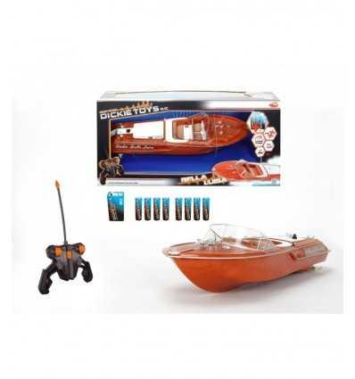 Barca Radiocomandata Bella Luisa con Batterie 201119067 Simba Toys-Futurartshop.com