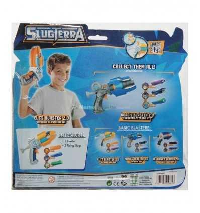 Waffe Blaster Deluxe blau Slugterra GPZ74885/BLU Giochi Preziosi- Futurartshop.com