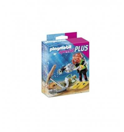 Playmobil treasure Seeker 4786 4786 Playmobil- Futurartshop.com