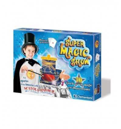 Clementoni Super magic show 12956 12956 Clementoni-Futurartshop.com