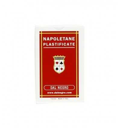 Carte da gioco napoletane numéro 82 010017 Dal Negro- Futurartshop.com