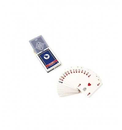 San Siro Poker Karten a1 blau 020006 Dal Negro- Futurartshop.com